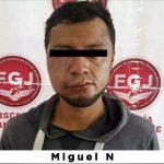 Detenido por vecinos al robar a mano armada unidad repartidora en La Libertad