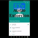 Audio: De esta forma pretenden extorsionar a familia en San José el Vidrio